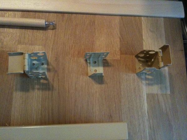 Vincent Creative Blog Putting up blinds IKEA Lindmon