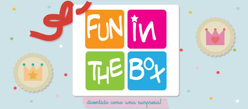 Fun In The Box, Festa infantil, Eventos, Festa a domicilio, Decoração
