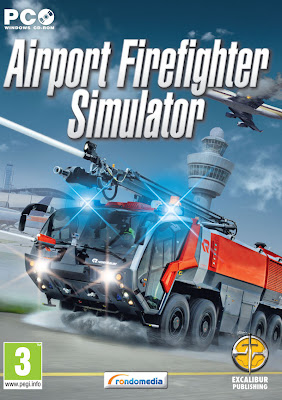 Airport Firefighter Simulator   PC