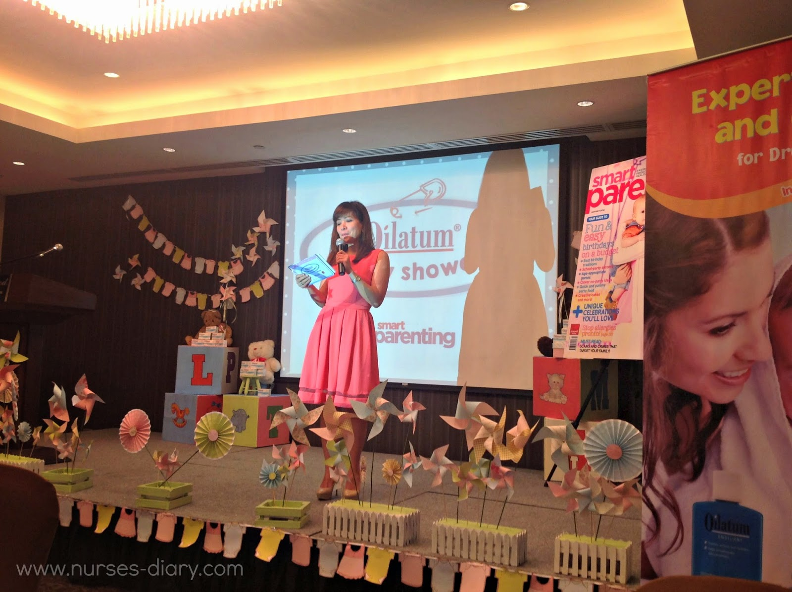 Smart Parenting's Oilatum Baby Shower