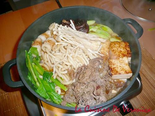 La Cuisine De Veronica 壽喜燒 Sukiyaki