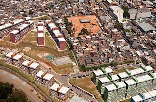 Urbanização sim, favelização não!