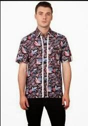 Model Baju Batik Pria Danar Hadi  Batik Indonesia
