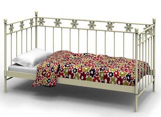 sofa cama forja, cama forja, divan forja, cama auxliar forja