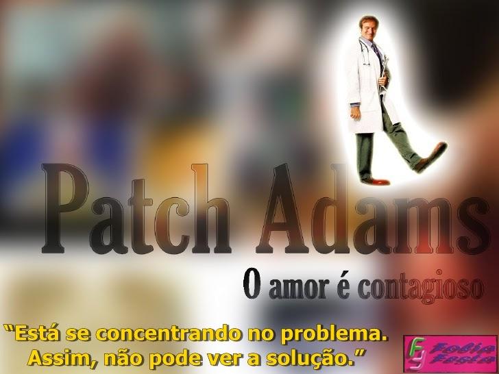 Mensagem - Patch Adams