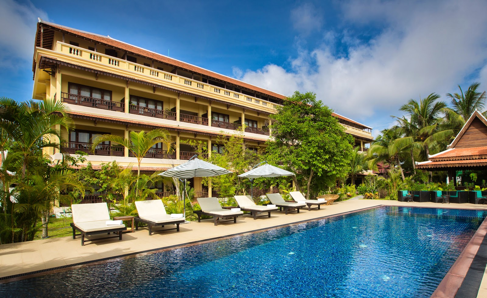 Special winter promotions at aic hotels in siem reap for Leading small hotels