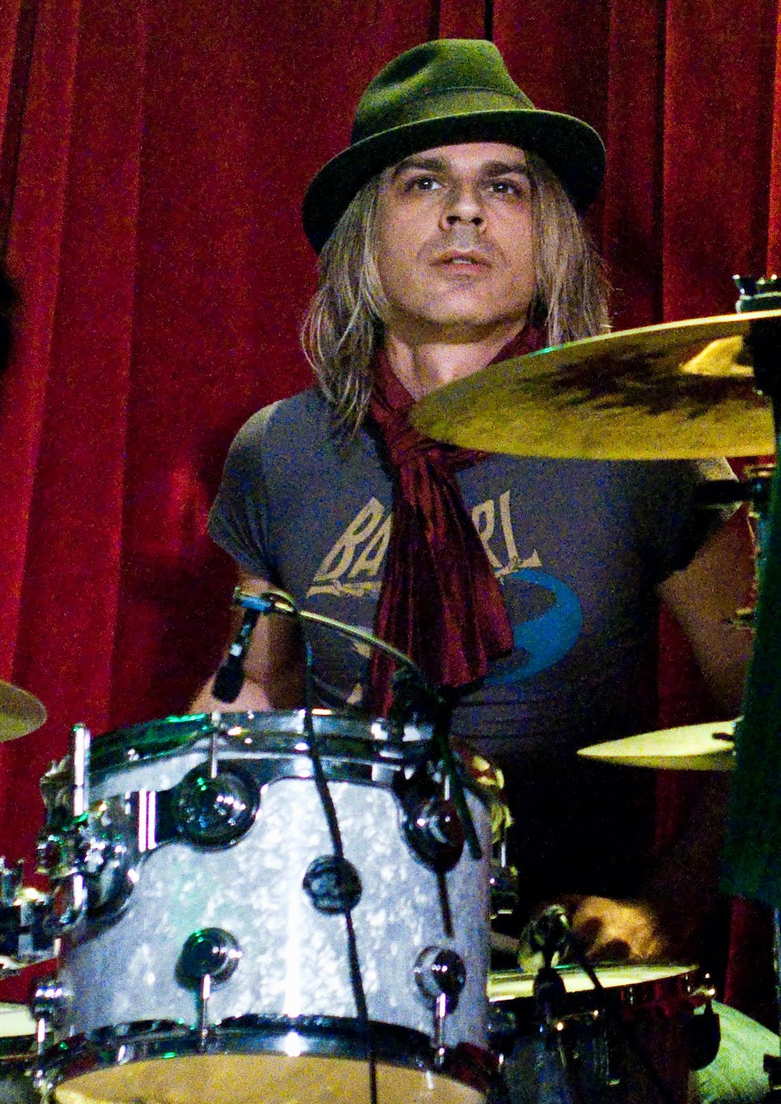 Rainbeaux Smith Drum