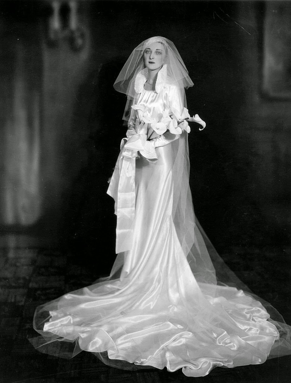 11 beautiful vintage bridal gowns in cleveland from the With 1930s wedding dresses