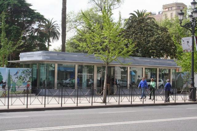 Turisteando cantabria fct gu as oficina municipal de for Oficina correos santander