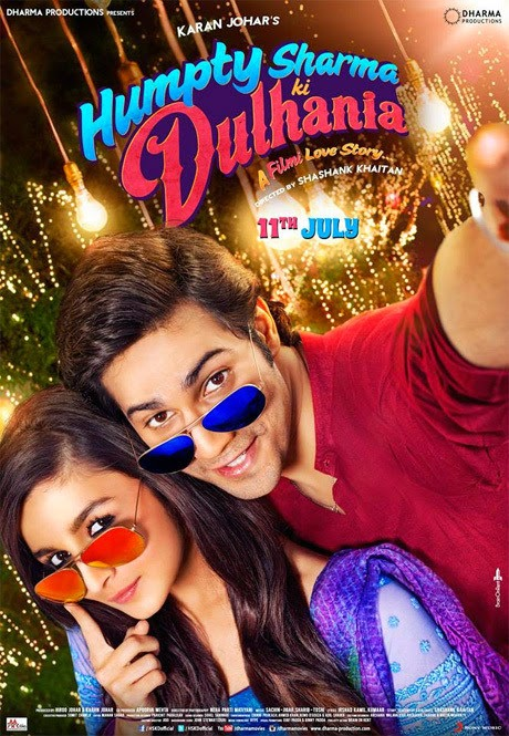 Humty Sharma Ki Dulhania Poster