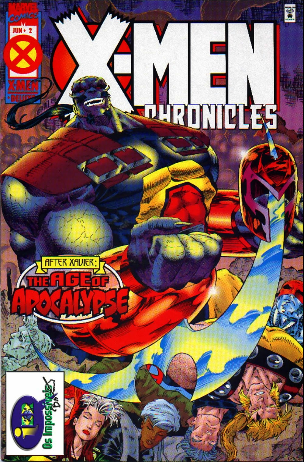 X-Men - A Era do Apocalipse #2