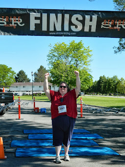 """My Third 5K - Linda Buttars Memorial Fun Run"""
