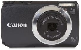 Canon PowerShot A 3300 IS