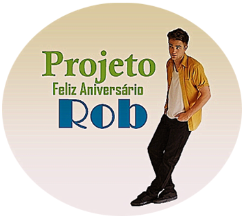 Projeto Feliz Aniversrio Rob
