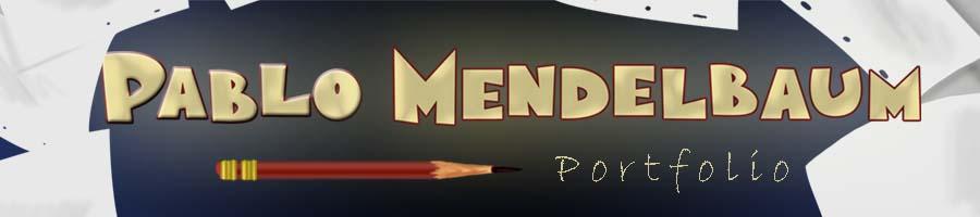 Pablo Mendelbaum Portfolio