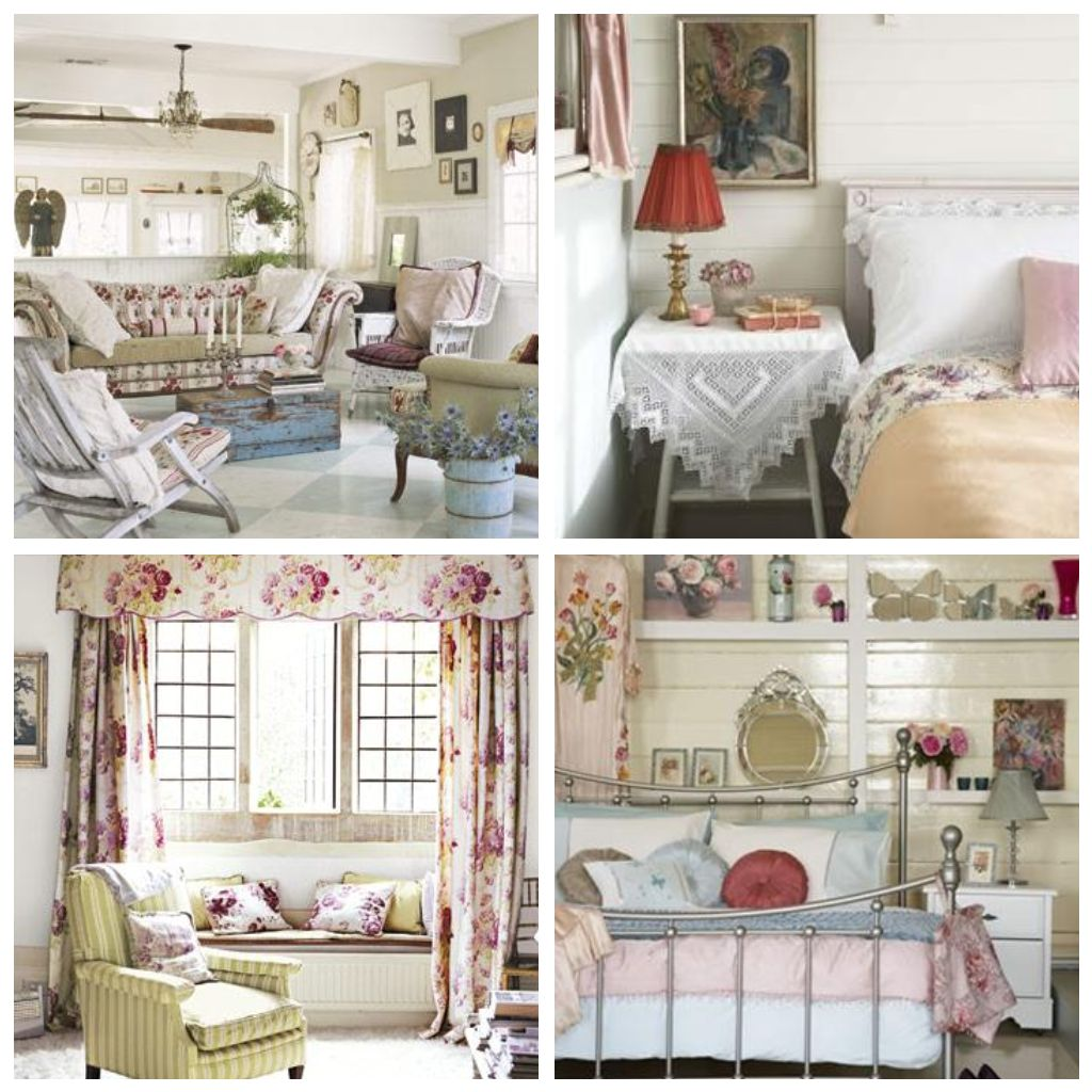 Apple pie and shabby style country cuori for Country style arredamento