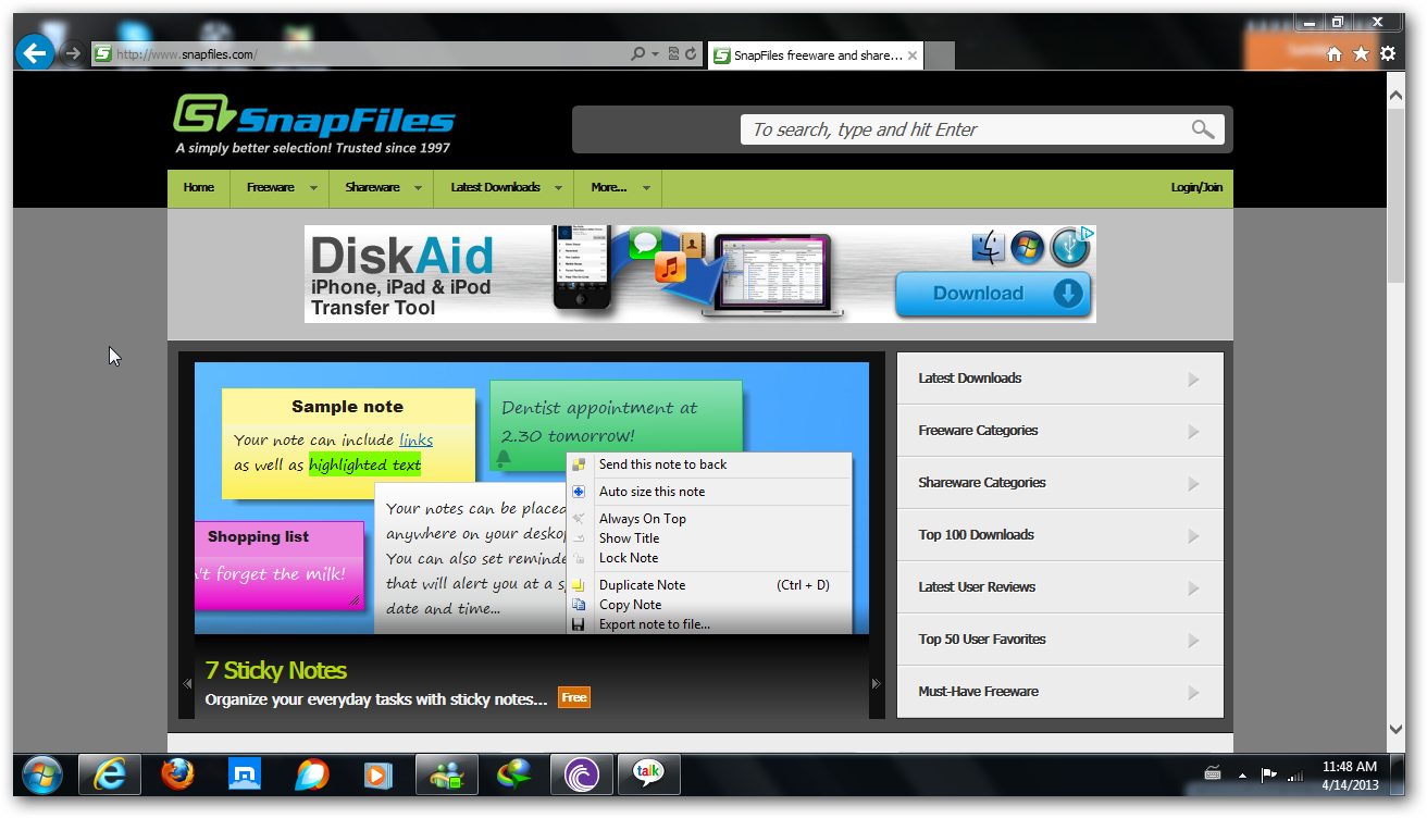 Free full version pc software download sites
