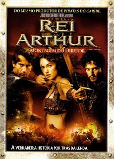 Filme Poster Rei Arthur : Versão Estendida Dublado R5 XviD & RMVB Legendado