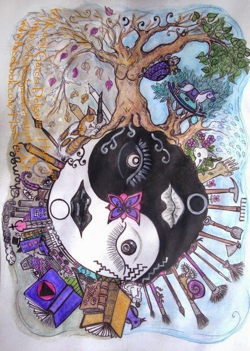 Changes by Enchanted Visions Artist, Harkalya Reveur