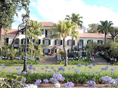Fotos de Jardins residenciais e famosos