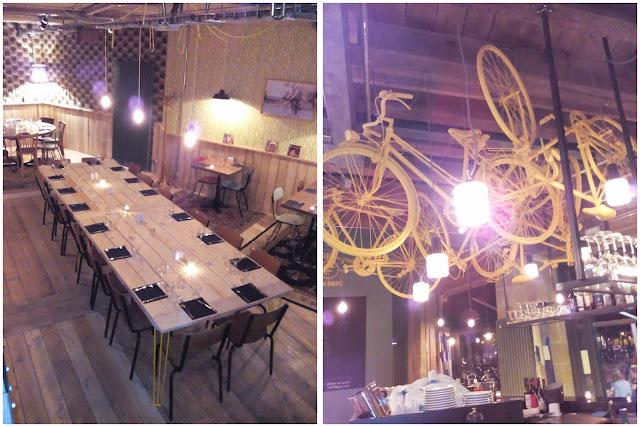 décoration, restaurant, Papy Mougeot, Nantes, bullelodie