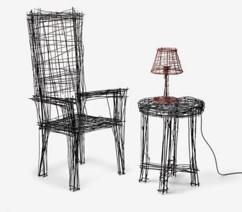 Apuntes revista digital de arquitectura bocetos de for Trazos muebles