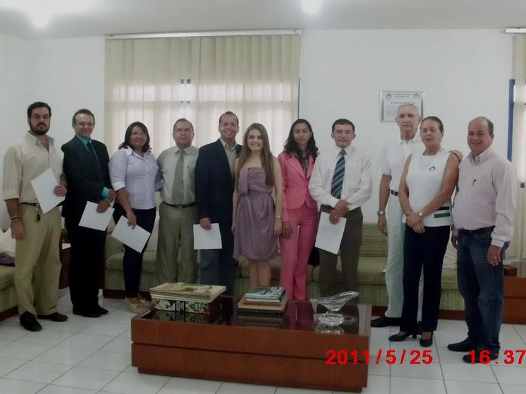 Posse - Comissão Própria de Avaliação ( CPA ) 25-05-2011