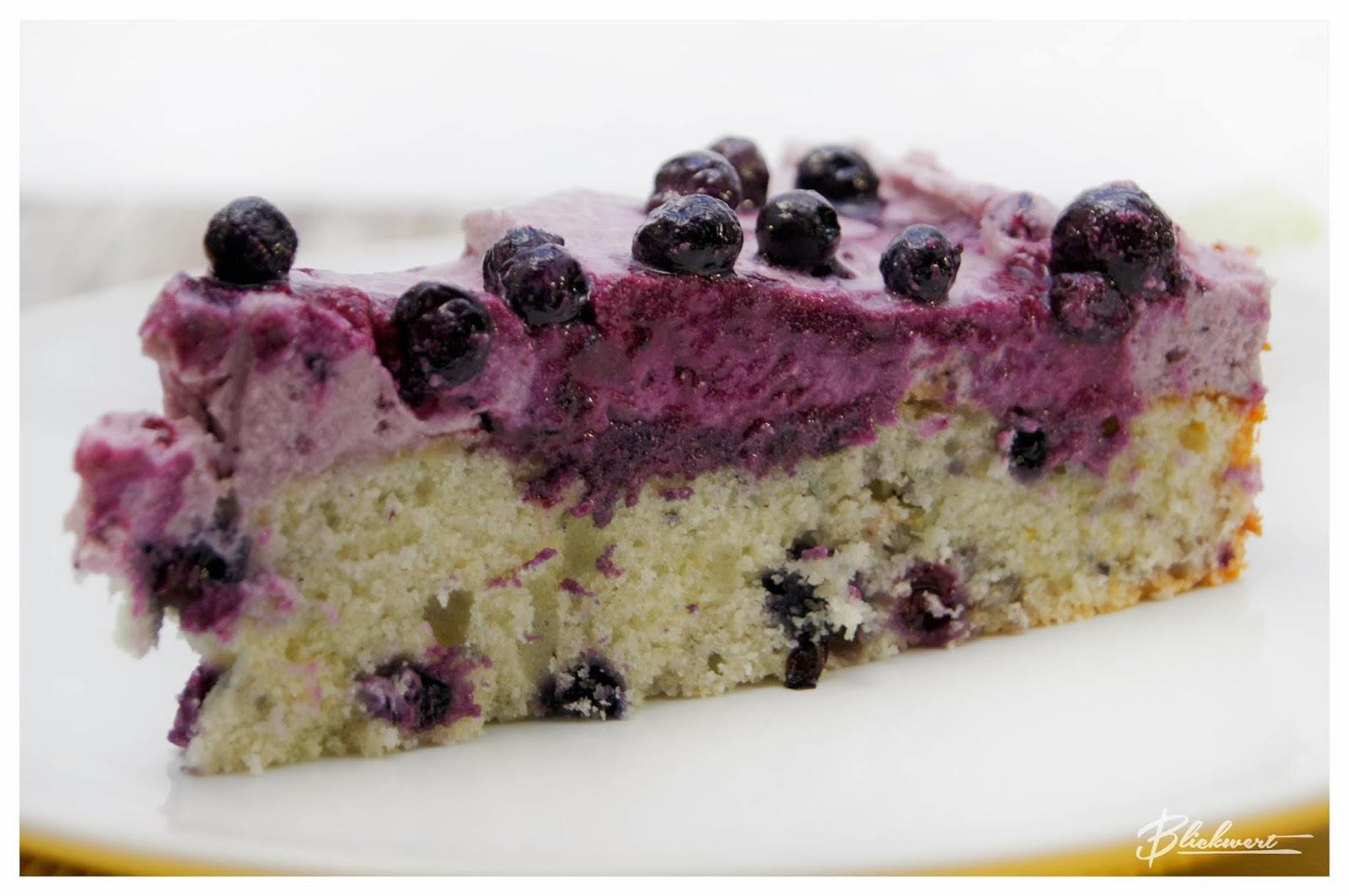 Blaubeerkuchen mit Pudding und Streusel | Kuchen, Cake and Cake boss