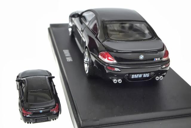 ジョージア BMW M6