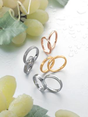 フラージャコー 人気 結婚指輪 シンプル プラチナ 鍛造 名古屋 秋