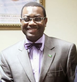 Akinwumi Adesina is Forbes Africa Person of the Year
