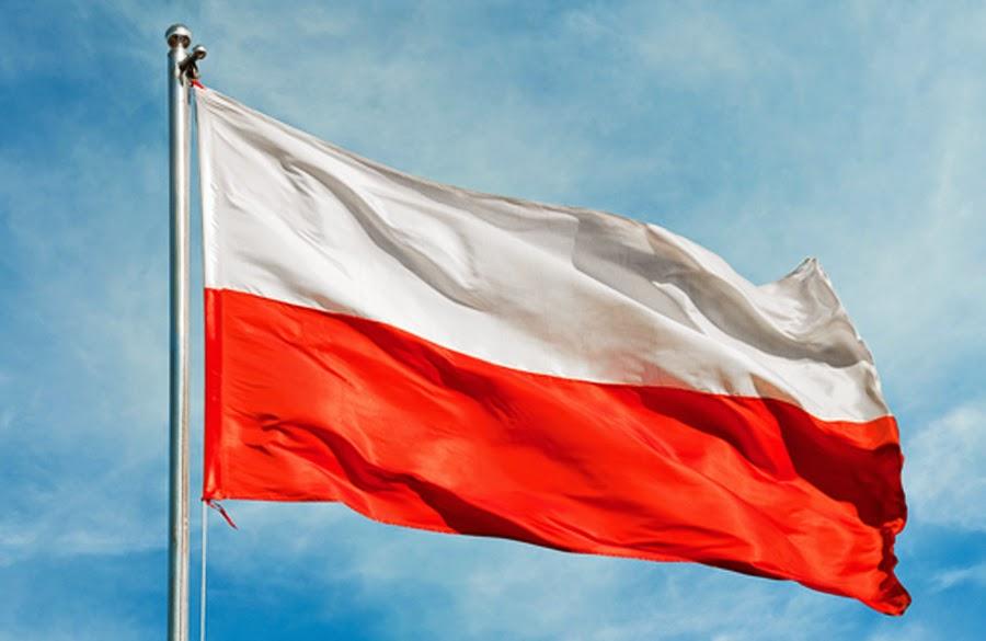 Polska flaga Foto : swissmacky / Shutterstock.com