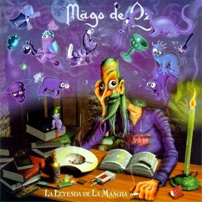 de canciones de el mago de:
