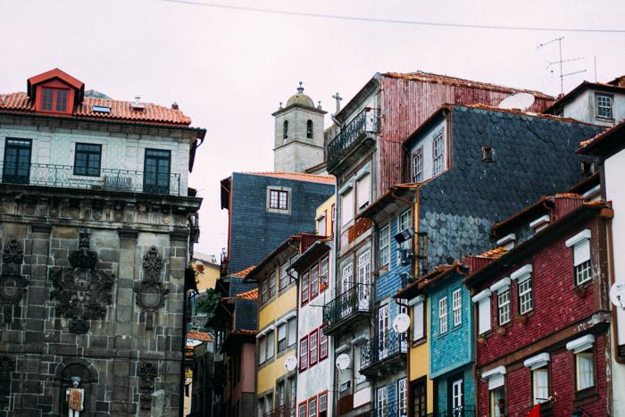 Guia para viajar a Oporto