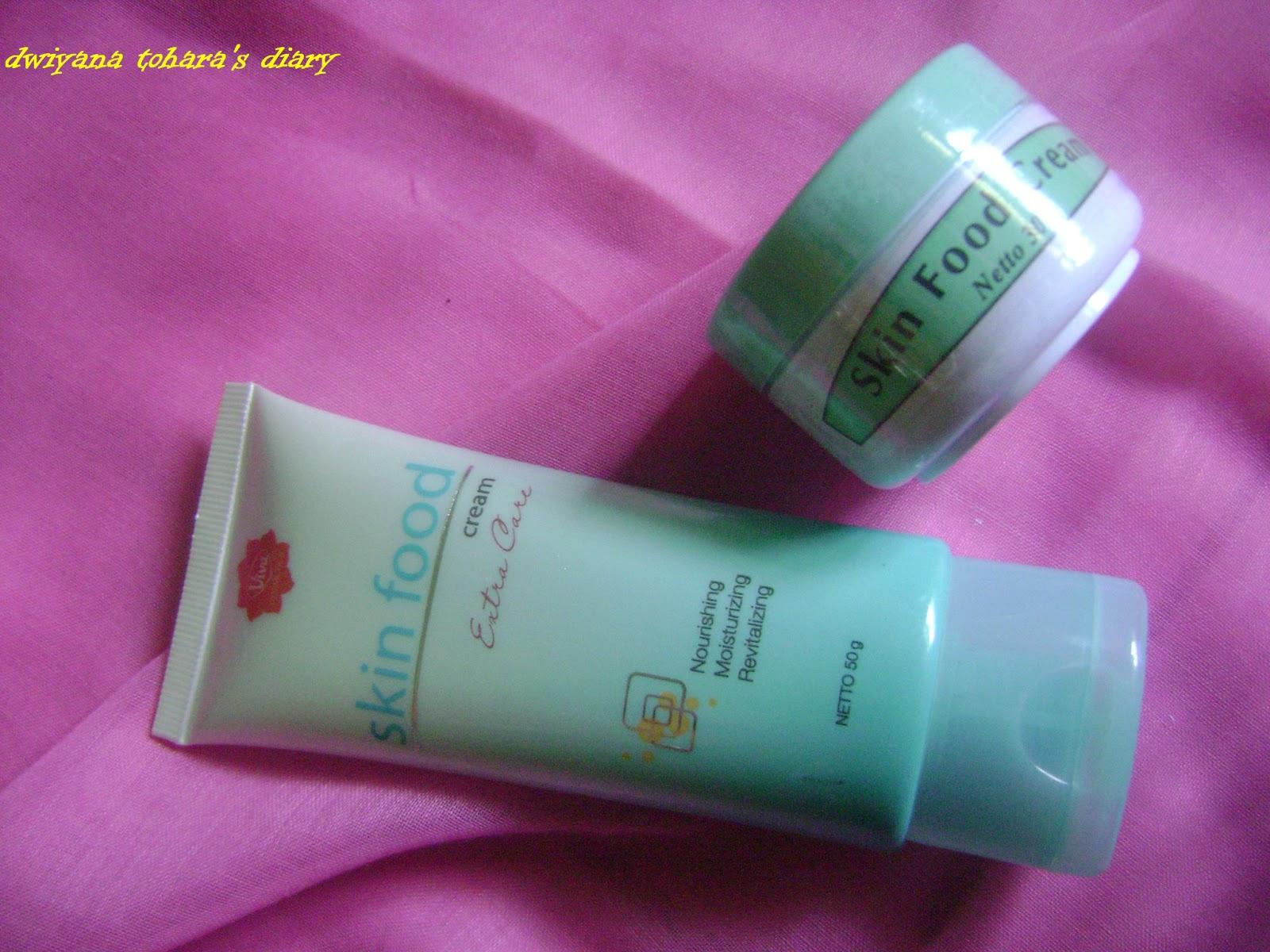Viva Skin Food Cream Regular Amp Extra Care