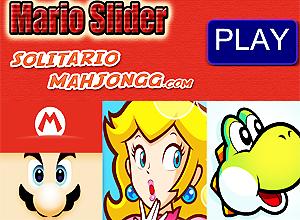 Mario Slider