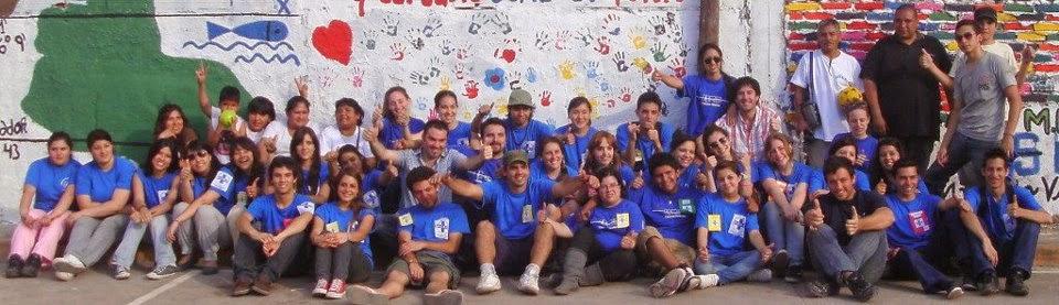 Información sobre salud pública y voluntariado por Efraín Benzaquen
