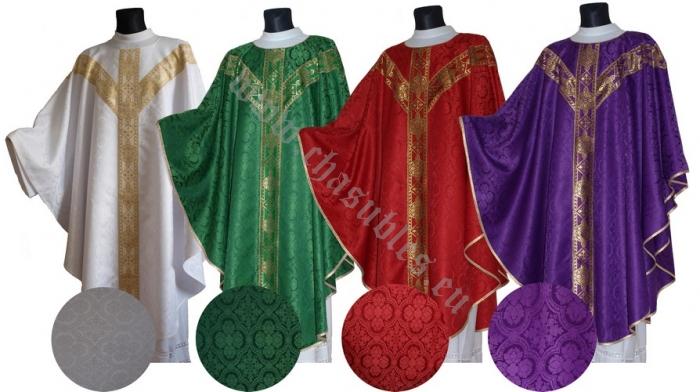 vestimentas clero: