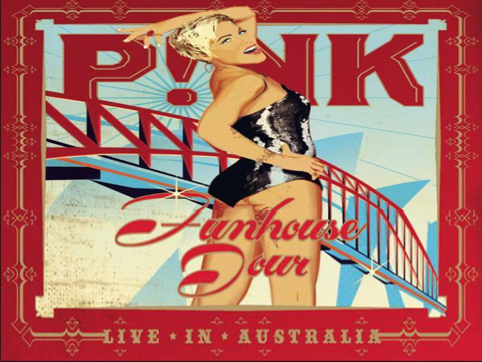 Live in Australia P!nk