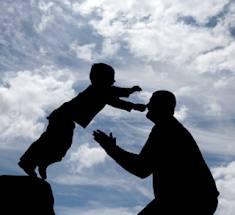 Kasih seorang ayah terhadap anak-anak