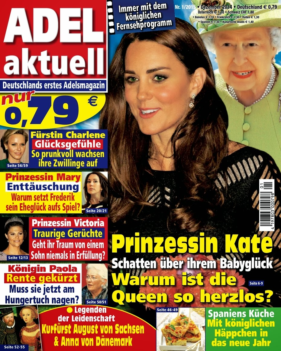 Catherine, Duchess of Cambridge: Adel Aktuell