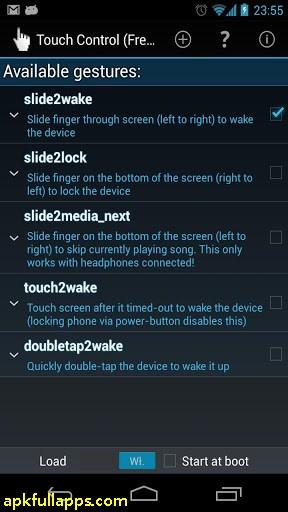 Touch Control (Nexus 4) v1.5b