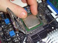 Cara Memasang Processor