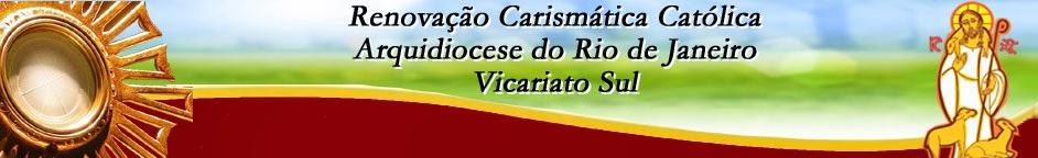 RCC Rio de Janeiro - Vicariato Sul