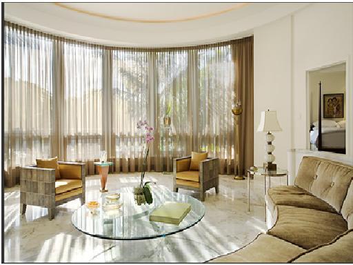 Image gallery salas elegantes - Cortinas elegantes para sala ...