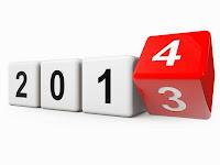 2013, 2014, año nuevo