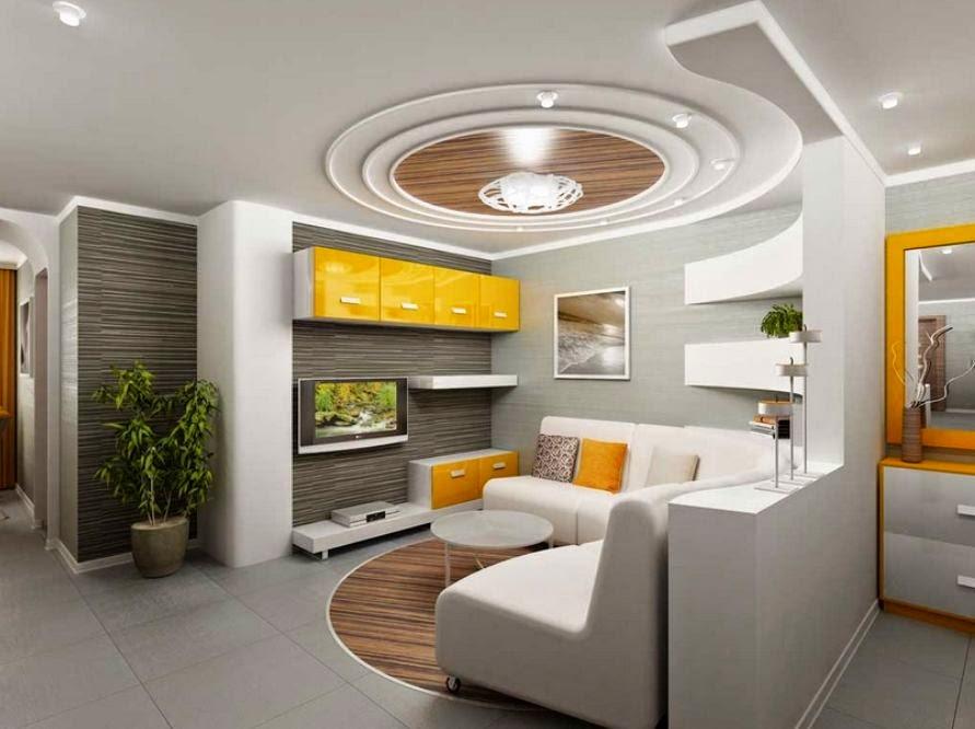 desain penataan ruang tamu minimalis interior modern