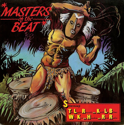 Various ‎– Masters Of The Beat (1985, 320, Vinyl)