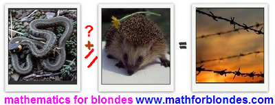 Unsolvable equalizations are in preschool. Mixture of grass-snake and hedgehog is a meter of the barbed wire. Mathematics for blondes.