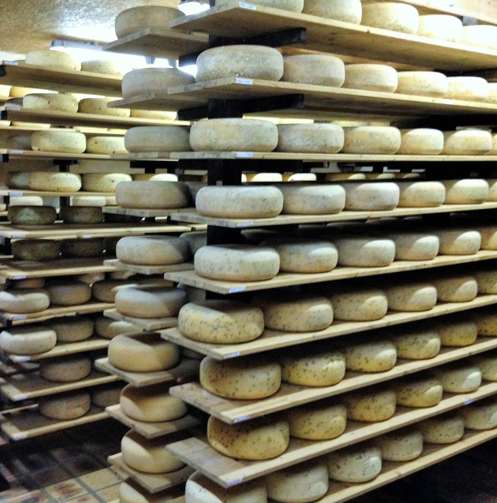 La laiterie de paris le gouda de l 39 earl arc en ciel for Affinage fromage maison